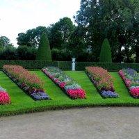 Цветочное оформление Верхнего парка Петергофа :: Светлана