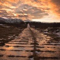 Старая дорога 2 :: Странник С.С.