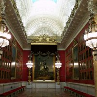 Галерея Героев войны 1812 года. :: Марина Харченкова