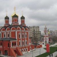 Москва, улица Варварка :: Маера Урусова