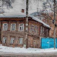 Oldhouse :: Сергей Петрицкий