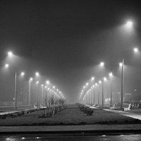 ...туманный вечер.. :: Александр Герасенков