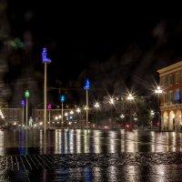 Светящиеся резиновые статуи :: Андрей Кузнецов