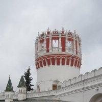 Напрудная башня. Новодевичий монастырь. ХVII век :: Маера Урусова