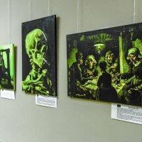 выставка (репродукция) :: Юлия Денискина
