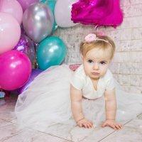 Первый - второй год рождения))) :: Ольга Нежикова