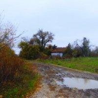 Дом на окраине :: Переменка Переменка