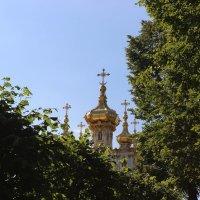 Церковный корпус Большого дворца :: Margarita
