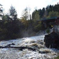 Развалины ГЭС :: Андрей