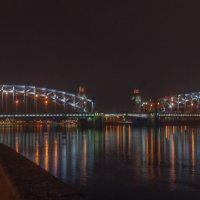 Большеохтенский мост :: Migeshka Mi