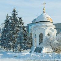 Зима-чародейка :: Владимир Гришин