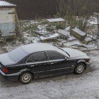 Приключение BMW в России :: Сергей Цветков
