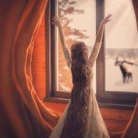 Волшебное утро :: Marina Semyokhina