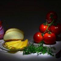 Все те же помидоры :: Наталия Лыкова