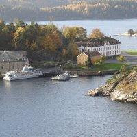 Норвежская картинка :: Natalia Harries
