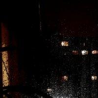 Дождь за окном :: Виктор Никитенко