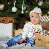 Новогодняя сказка Валерии :: Кристина Беляева