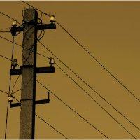 плюс электрификация всей страны :: Евгений Сладкевич