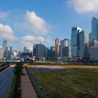 Набережная Гонконга :: Анатолий Иргл