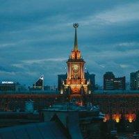 Екатеринбург :: Darya Korobova