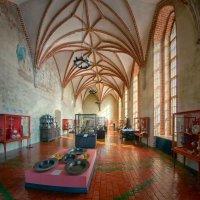 В замке Лидзбарк-Вармински. Польша :: Павел Дунюшкин