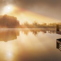 Лебединое озеро. :: Василий Дудин
