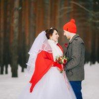 Зимняя свадьба :: Ольга Васильева (Хорькова)