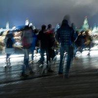 С утра до вечера меняются маршруты... :: Ирина Данилова