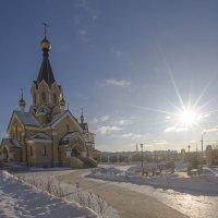 Храм во имя святого апостола Андрея Первозванного :: Alex Dushutin