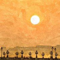 солнце :: Владимир Беляев ( GusLjar )