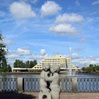 На набережной Выборга :: Ольга