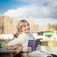 Осенние прогулки 2017  Портреты на природе в Домодедово :: Виктория Шейгас