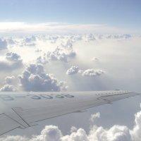 Над облаками :: Алексей Rus