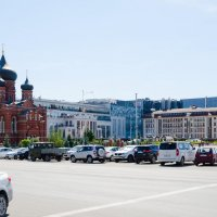 Центральная площадь Тулы :: Николай Бирюков
