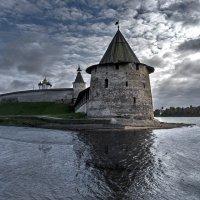 Псковская крепость :: ник. петрович земцов