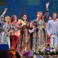 На концерте ансамбля СОРОКА 55 :: Константин Жирнов