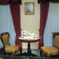 Интерьер комнаты нач. 20 века с китайским сервизом. :: Светлана Калмыкова