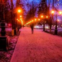Уфа (вечер) :: Георгий Морозов