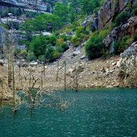 Таинственный берег Грин Каньона 2... :: Sergey Gordoff