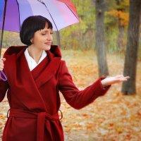 Дождь :: Наталья Хода (Коломиец)