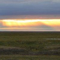 Ямальские закаты :: владимир полежаев
