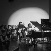 Юные пианисты :: Марина Ломина