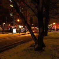 Почти зима в городе :: Андрей Лукьянов