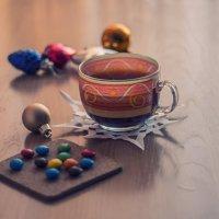 кофейные истори.. Скоро Новый год :: Елена Баландина