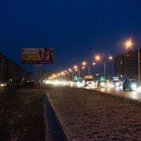 Вечерний час пик. :: юрий Амосов