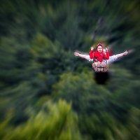 I believe I can fly...)) :: Олег Семенов
