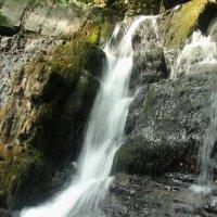 водопад :: Мария Скородумова