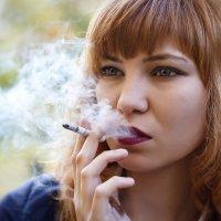 дым сигарет с ментолом :: Александр ***