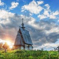 Над вечным покоем :: Юлия Батурина