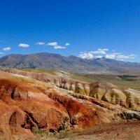 Урочище Кызыл-Чин....или Алтайский Марс :: Светлана Игнатьева